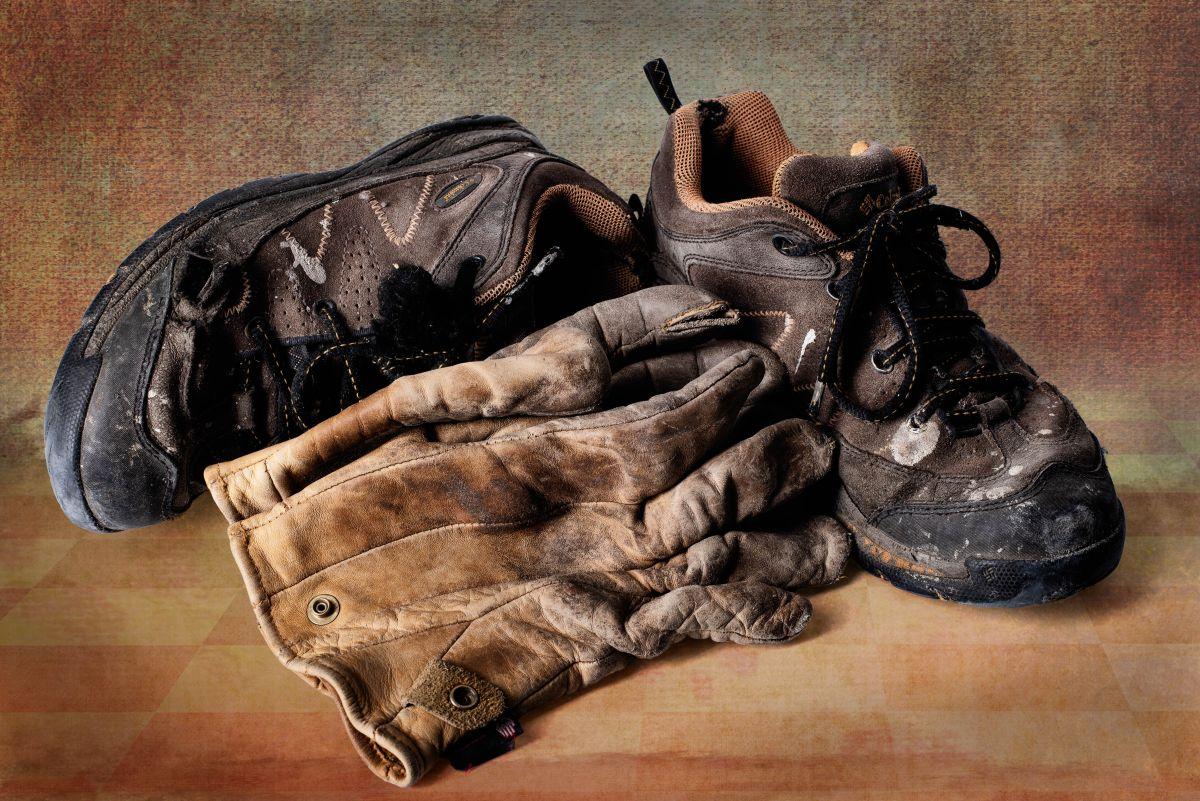 Un calzado cómodo puede aminorar la jornada laboral.