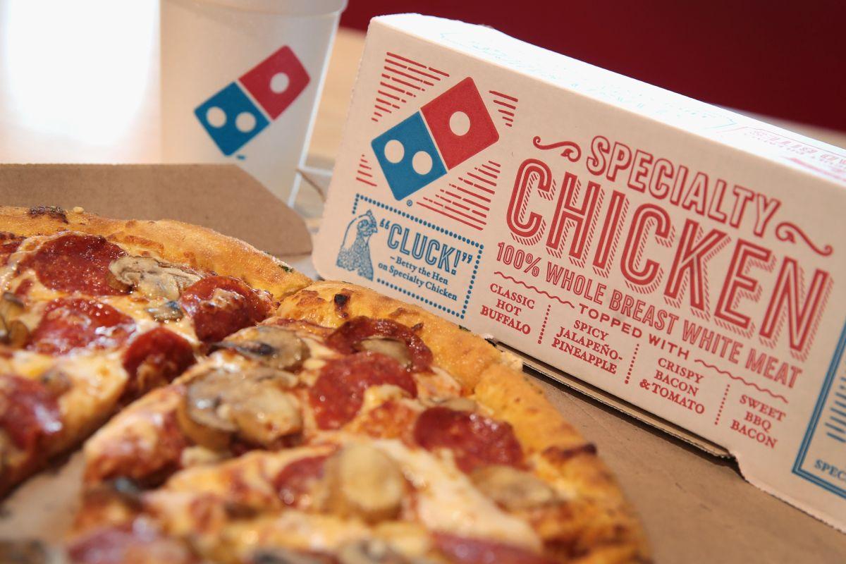 Cómo obtener gratis una pizza en Domino's