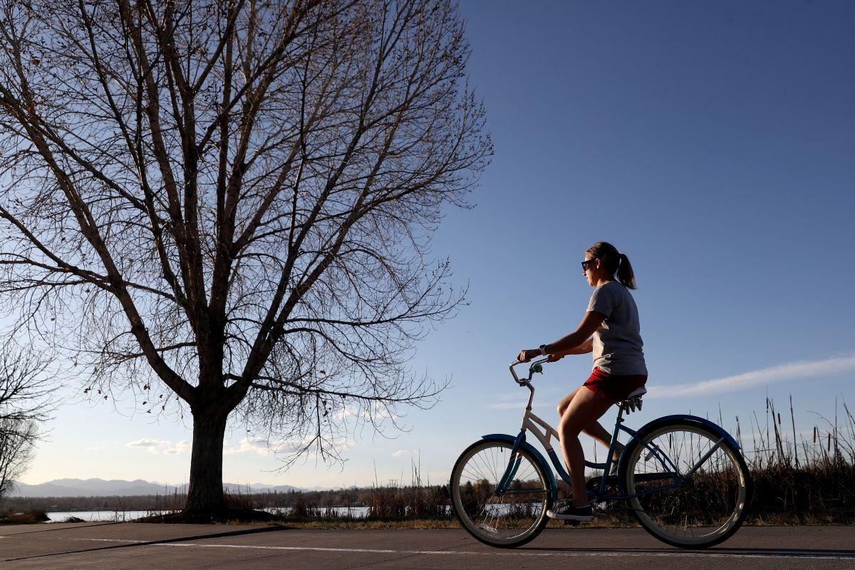 Sloan's Lake Park, en Denver, uno de los destinos más buscados por los estadounidenses este verano.