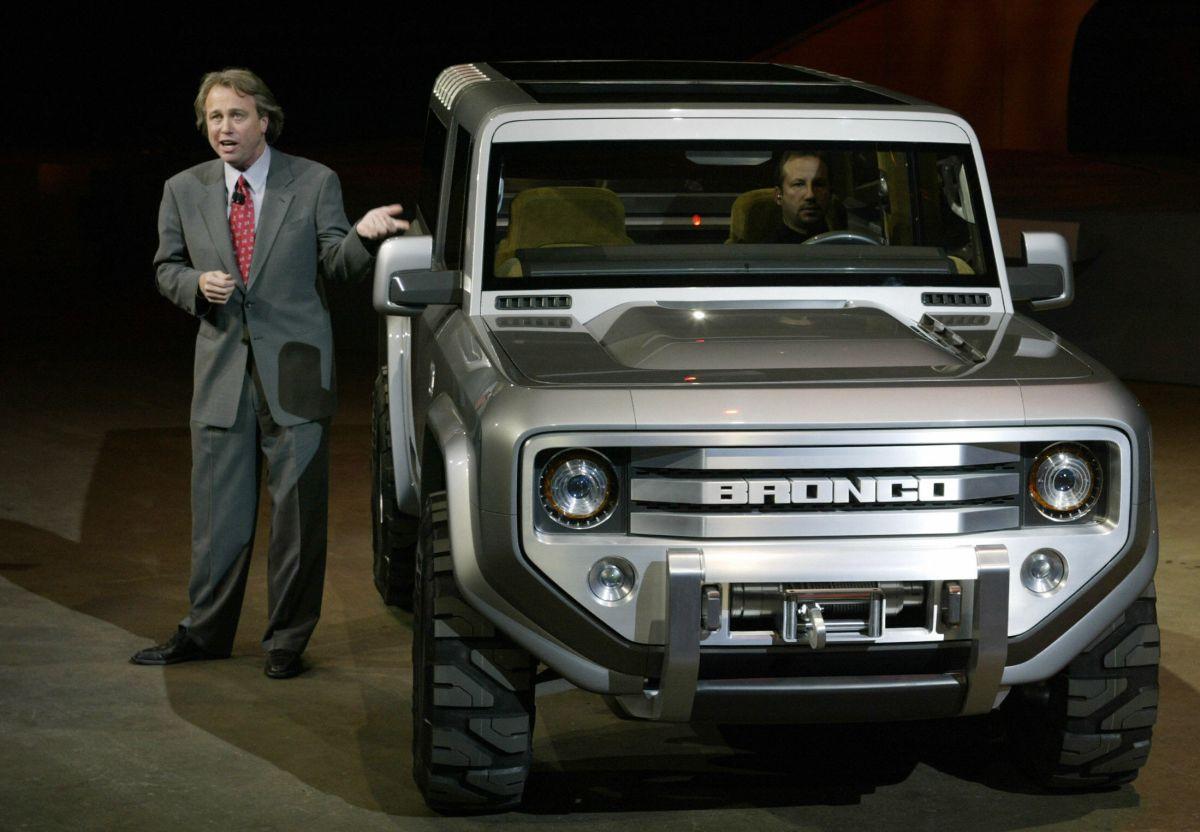 Ford lanzará su nueva Ford Bronco el día del cumpleaños de O.J. Simpson