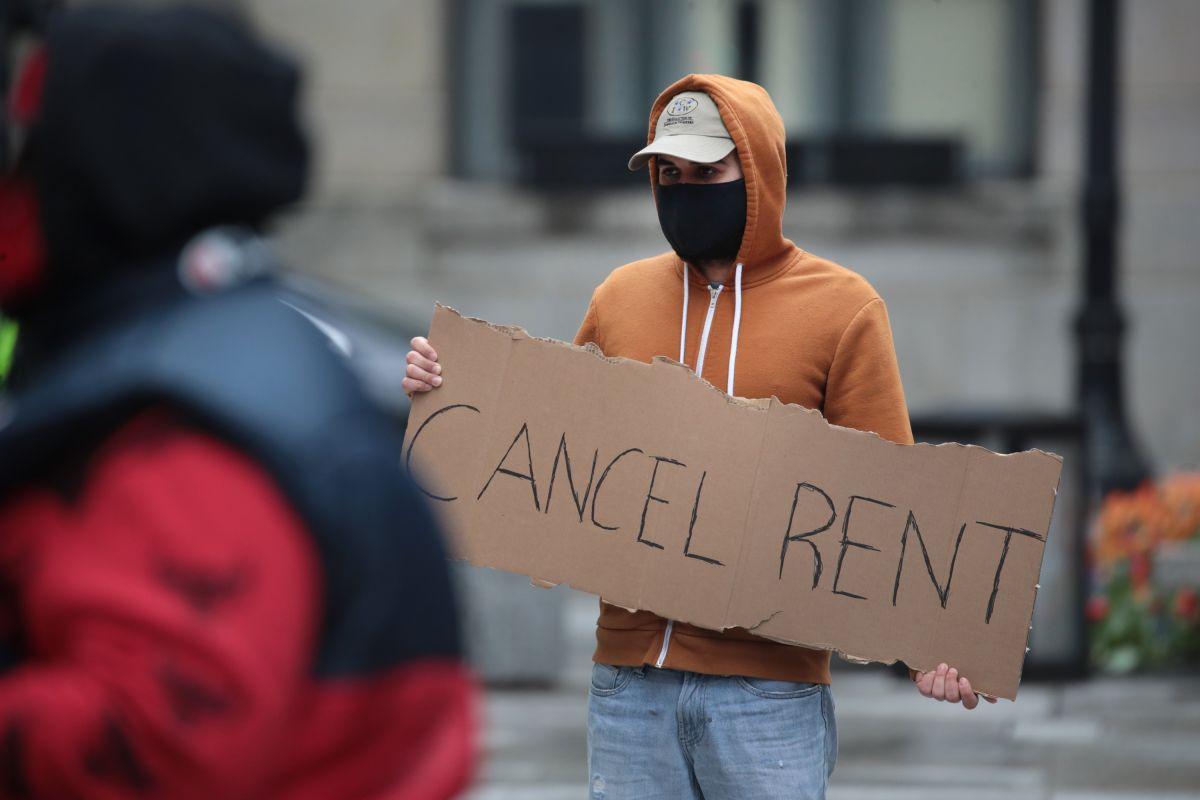 Acuerdo. No habrá desalojos y ejecuciones hipotecarias en los siguientes dos meses