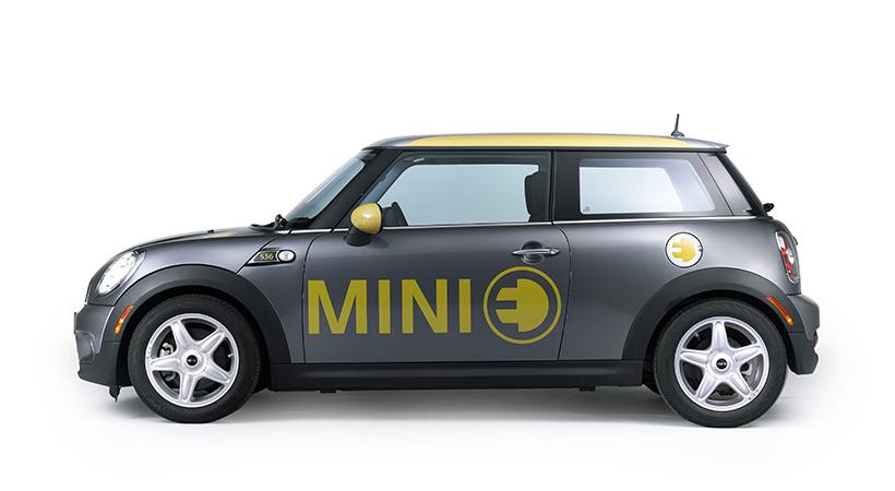 MINI SE 2020 con poder 100% eléctrico