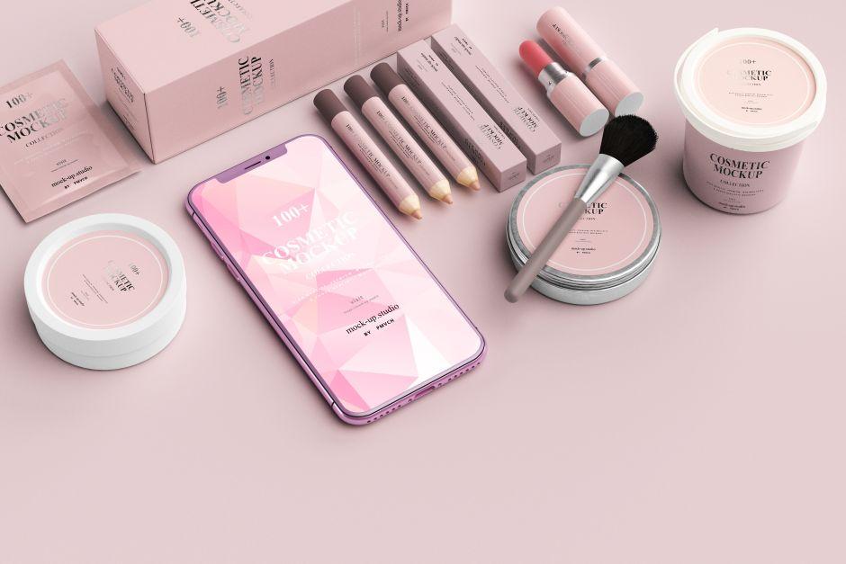 5 sitios donde puedes comprar cosméticos sin costo de envío