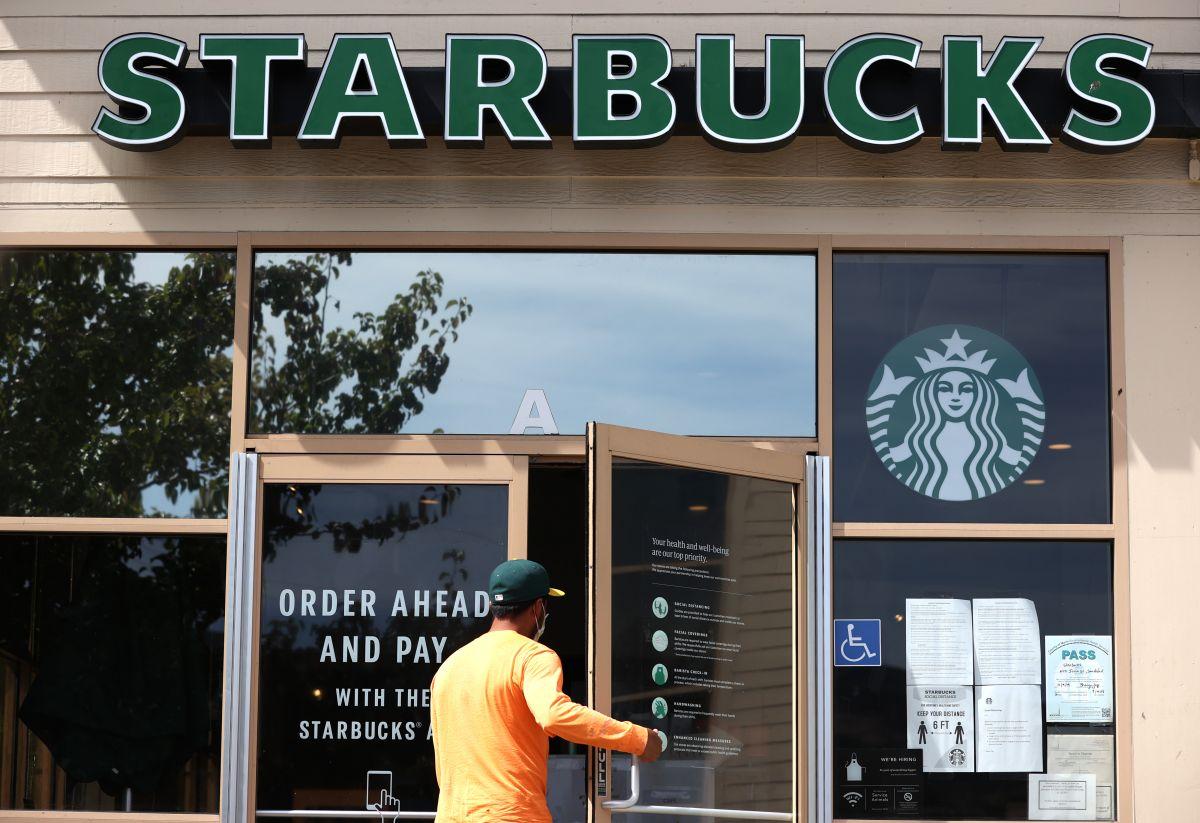 Starbucks, siempre a la vanguardia en la tecnología entre las cadenas de restaurantes.