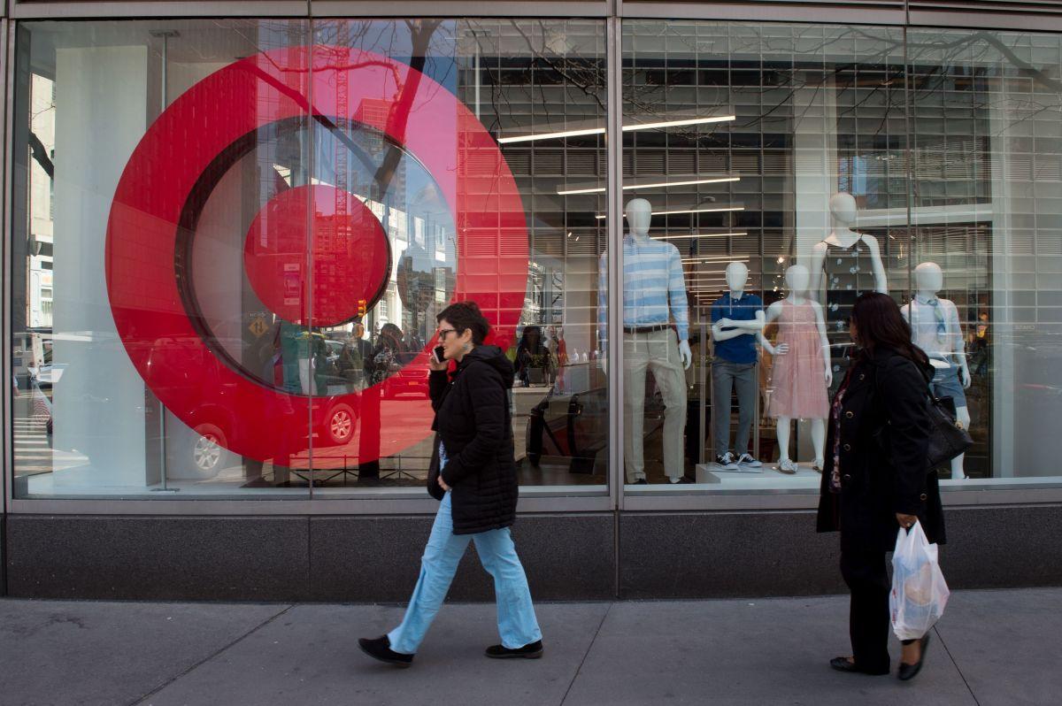 Algunas cadenas como Target se vieron beneficiadas por el encierro.