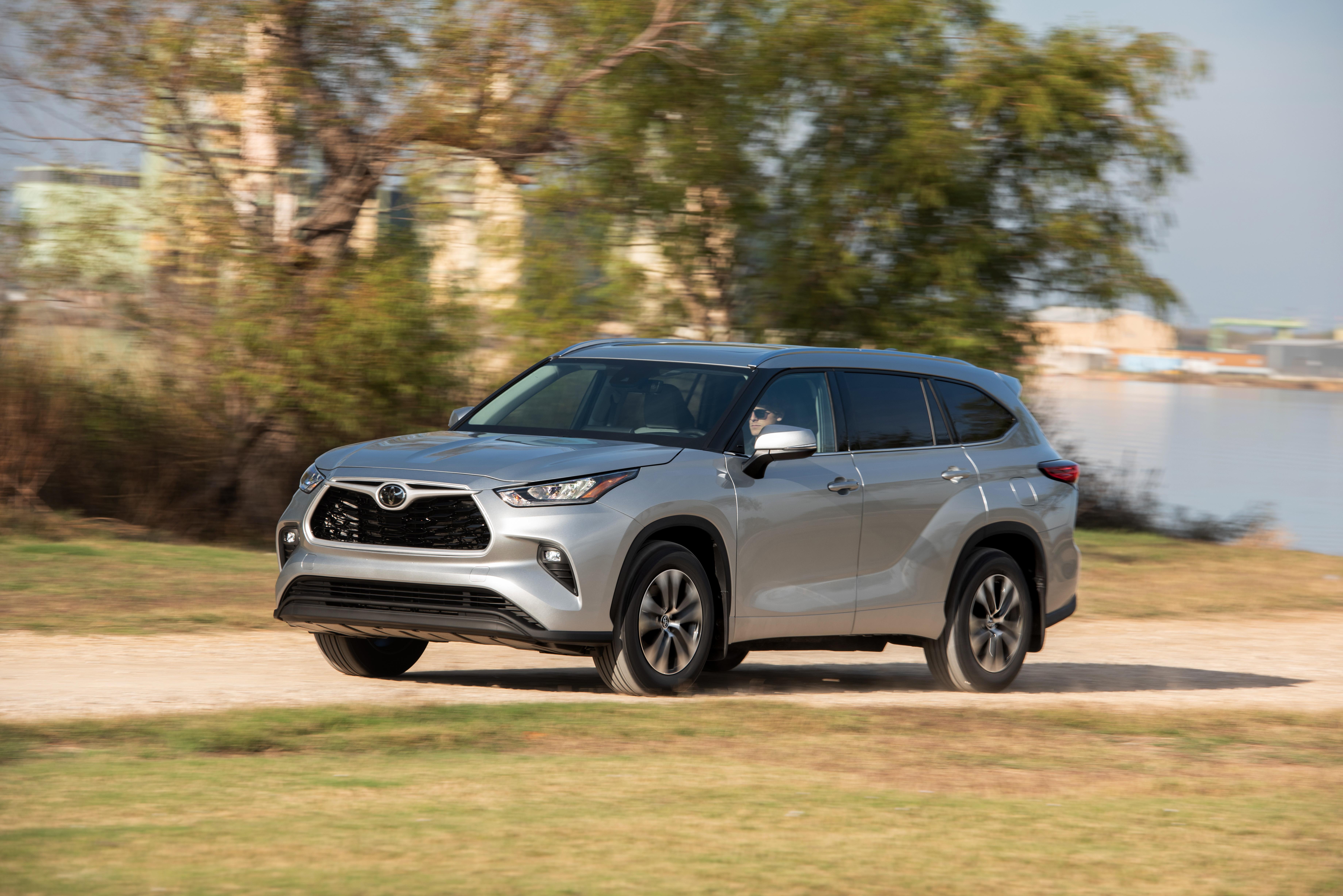 Toyota Highlander 2020. / Foto: Toyota