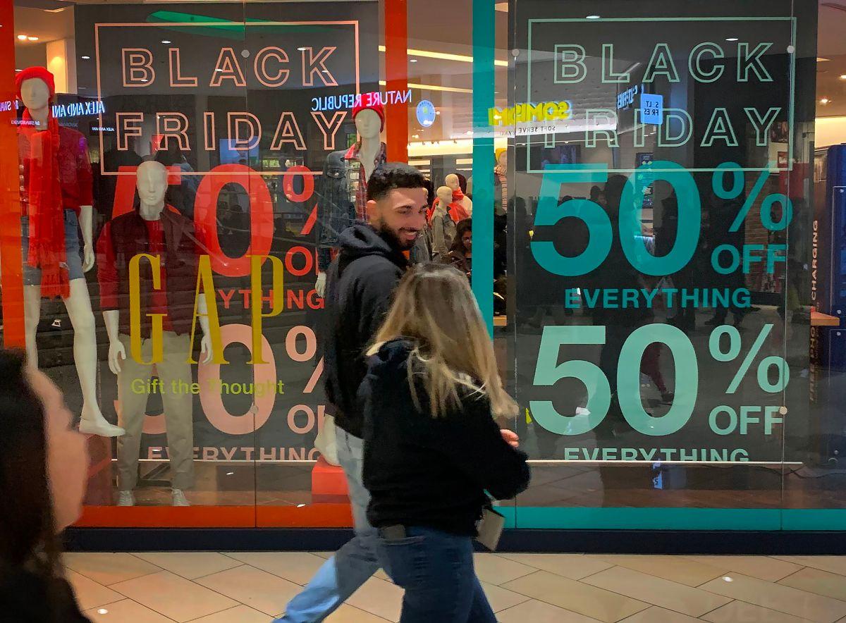 La pandemia acabará con el Black Friday como lo conocimos