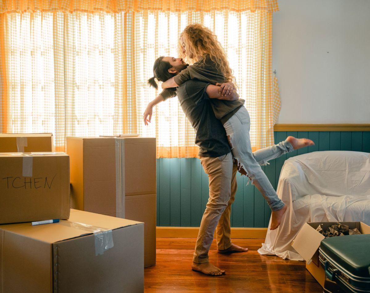 Cómo puedes ser más rico comprando una casa con una hipoteca que en efectivo