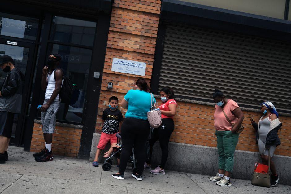 La pobreza en EEUU estaba en su mínimo histórico antes de la pandemia: Oficina de Censos