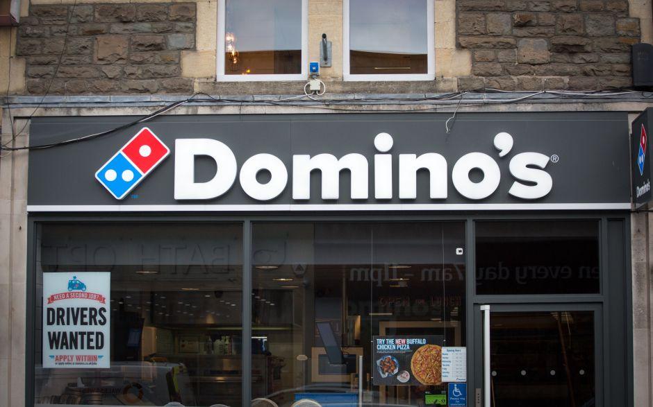 Pandemia dispara las ventas de Domino's Pizza