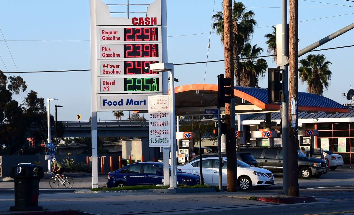 Aumento a precios de la gasolina eleva el Índice de Precios al Consumidor en junio