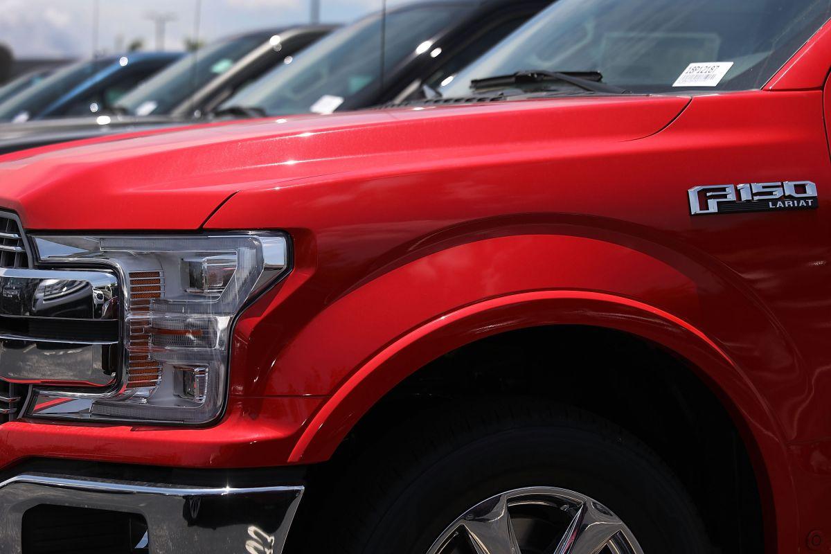 La popular Ford F-150 también sufre las consecuencias del coronavirus
