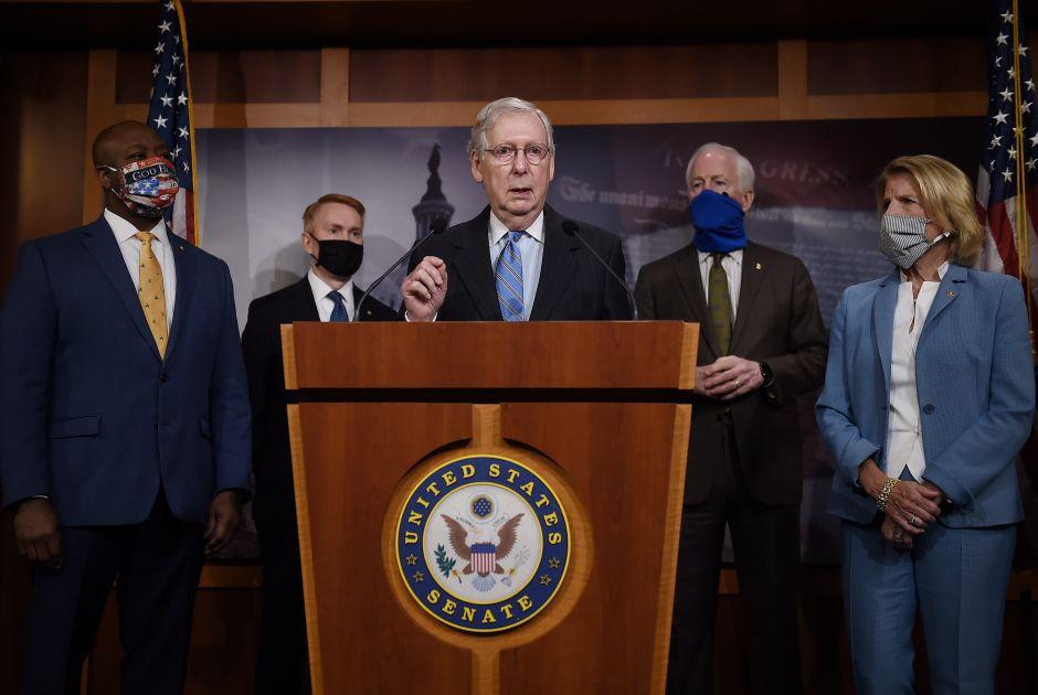 Lo que sabemos del plan de ayuda que presentarán los republicanos