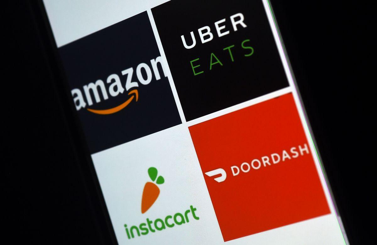 La batalla por el mercado de entregas a domicilio: Instacart demanda a Cornershop