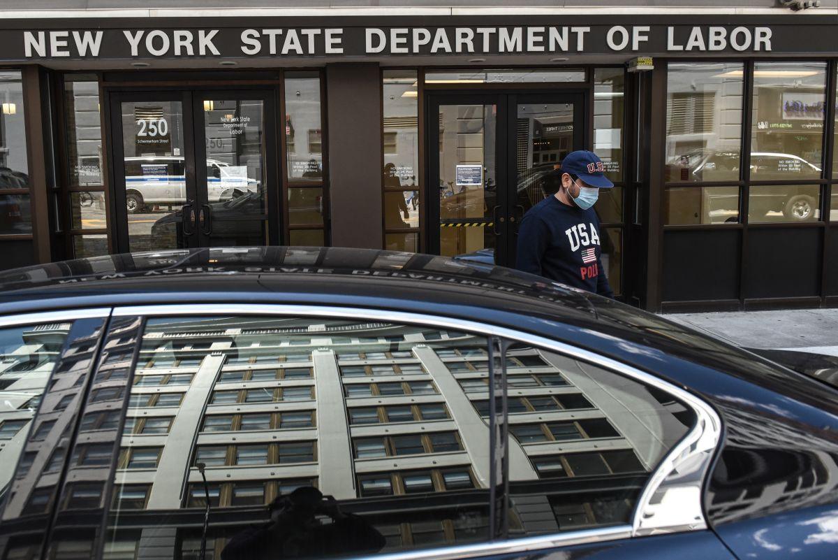 Residentes de Nueva York podrán cobrar los beneficios de desempleo por 20 semanas más que lo habitual
