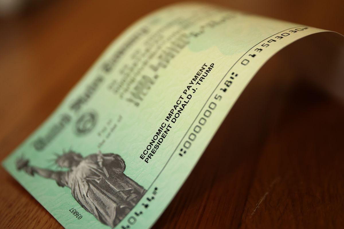 Qué diferenciaría al segundo cheque estímulo de $1,200 en la Ley HEALS del otorgado antes