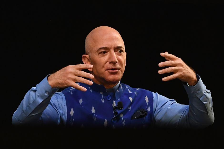 Jeff Bezos impone un nuevo récord de riqueza