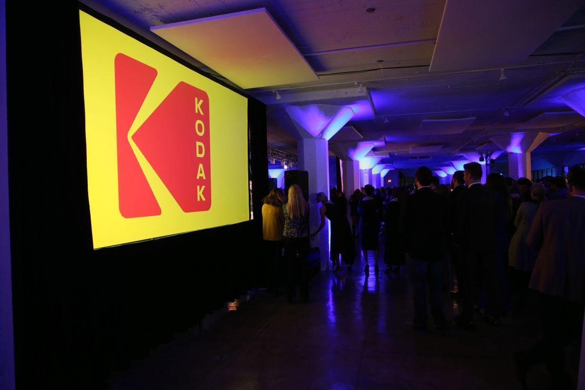 Kodak, un símbolo de la industria estadounidense.