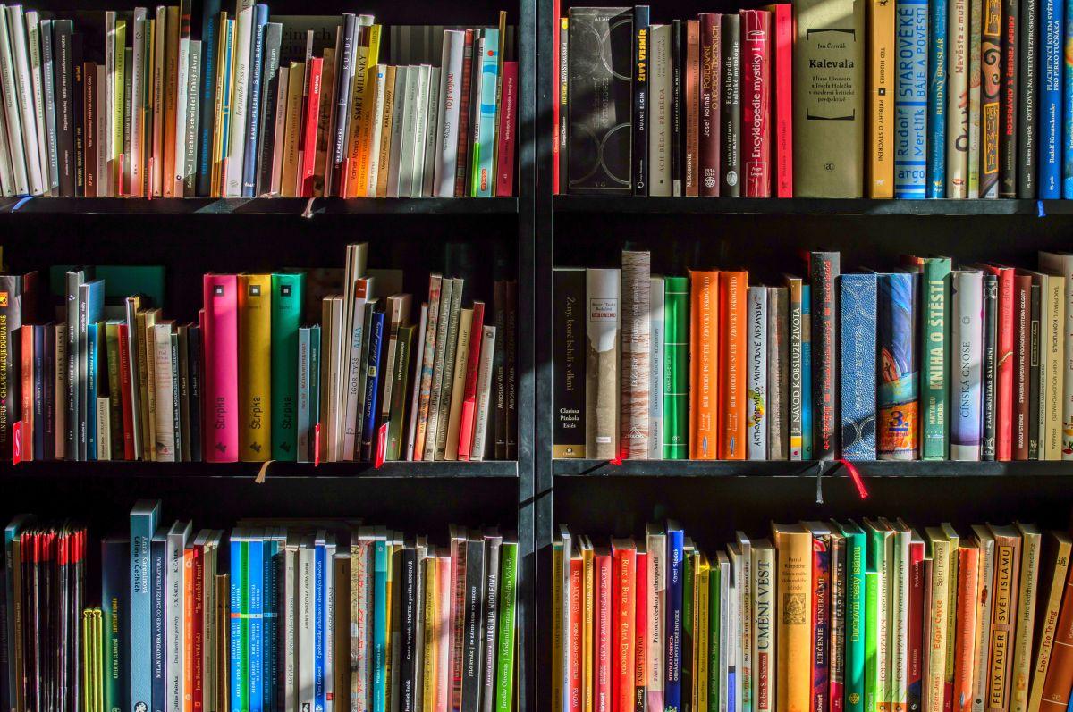 5 lugares dónde donar libros usados