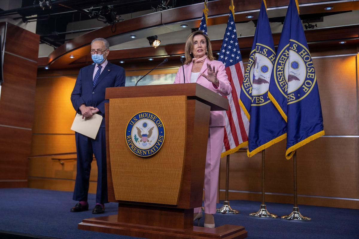 Los demócratas podrían hacer algunas concesiones temporales.