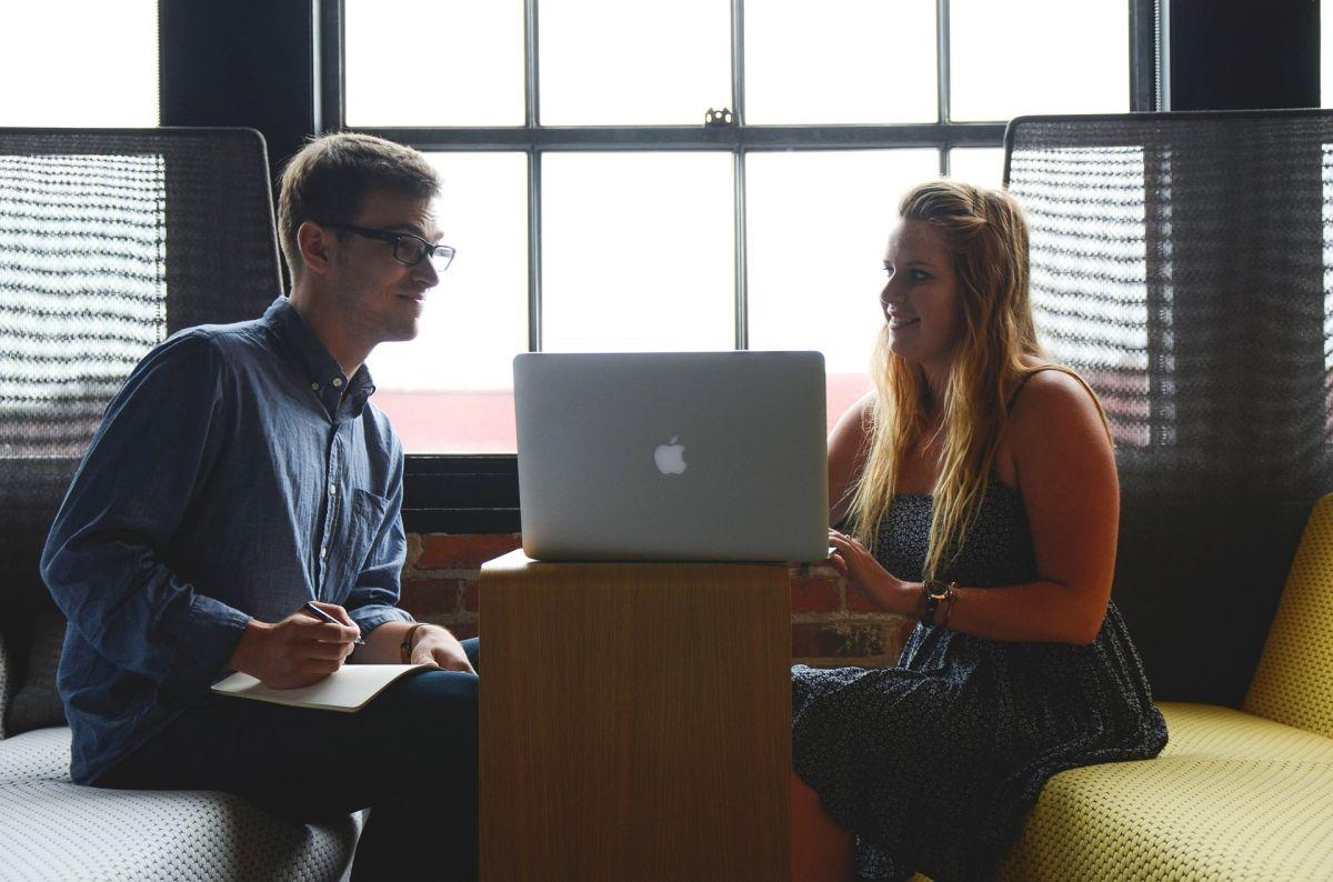 Cómo hacer equipo de trabajo con tu pareja
