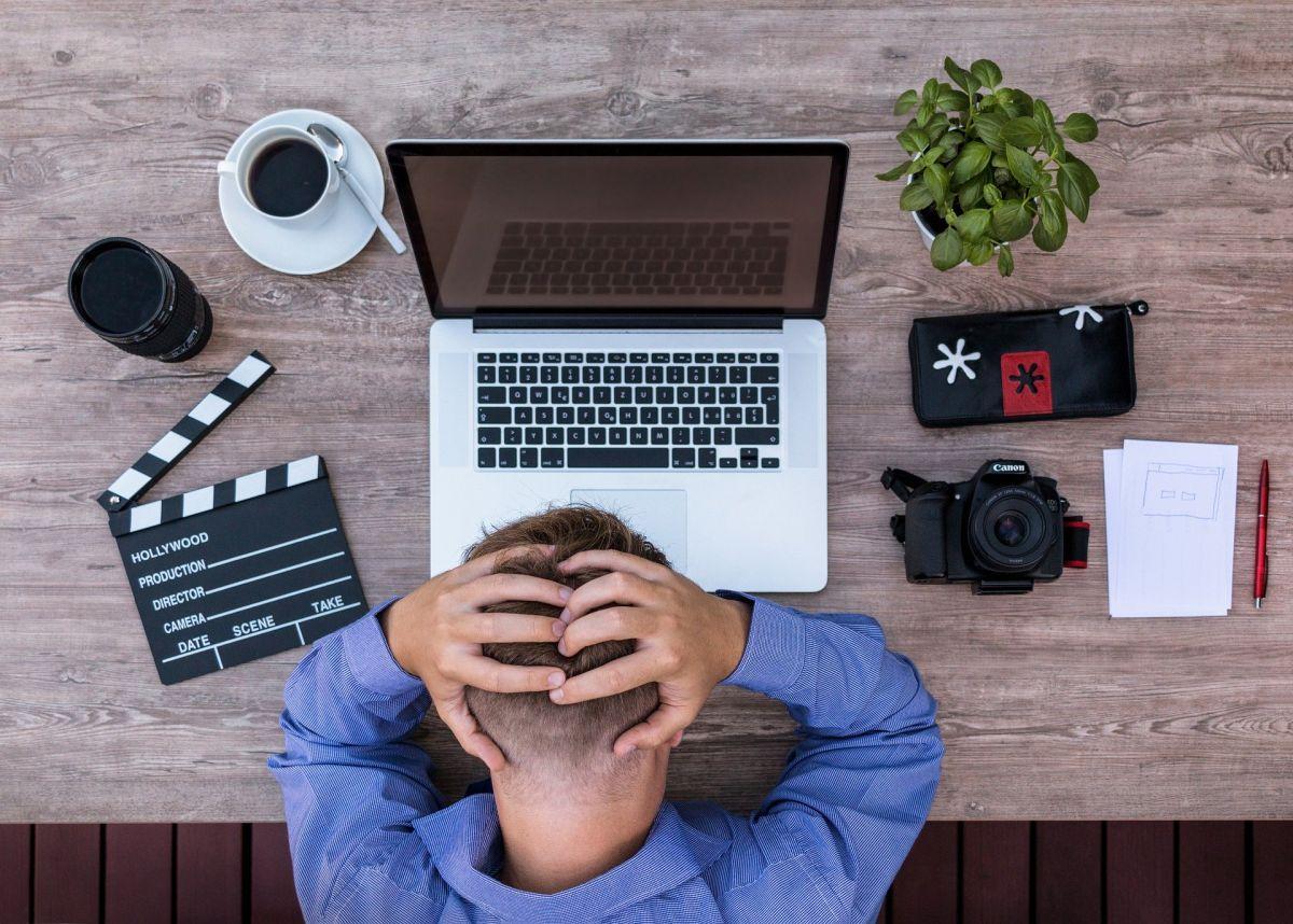 5 consejos para concentrarte eficientemente cuando trabajas en casa