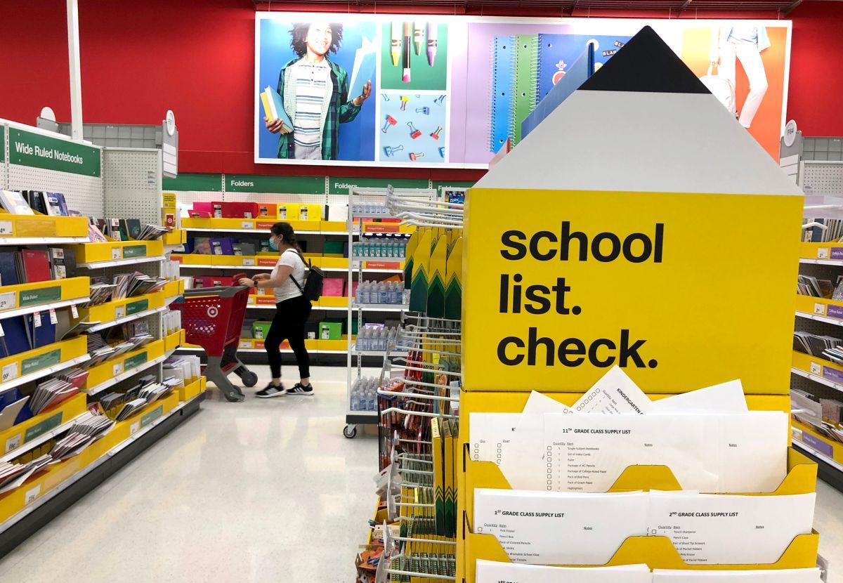 La pandemia reconfigura y reduce los gastos para el regreso a clases