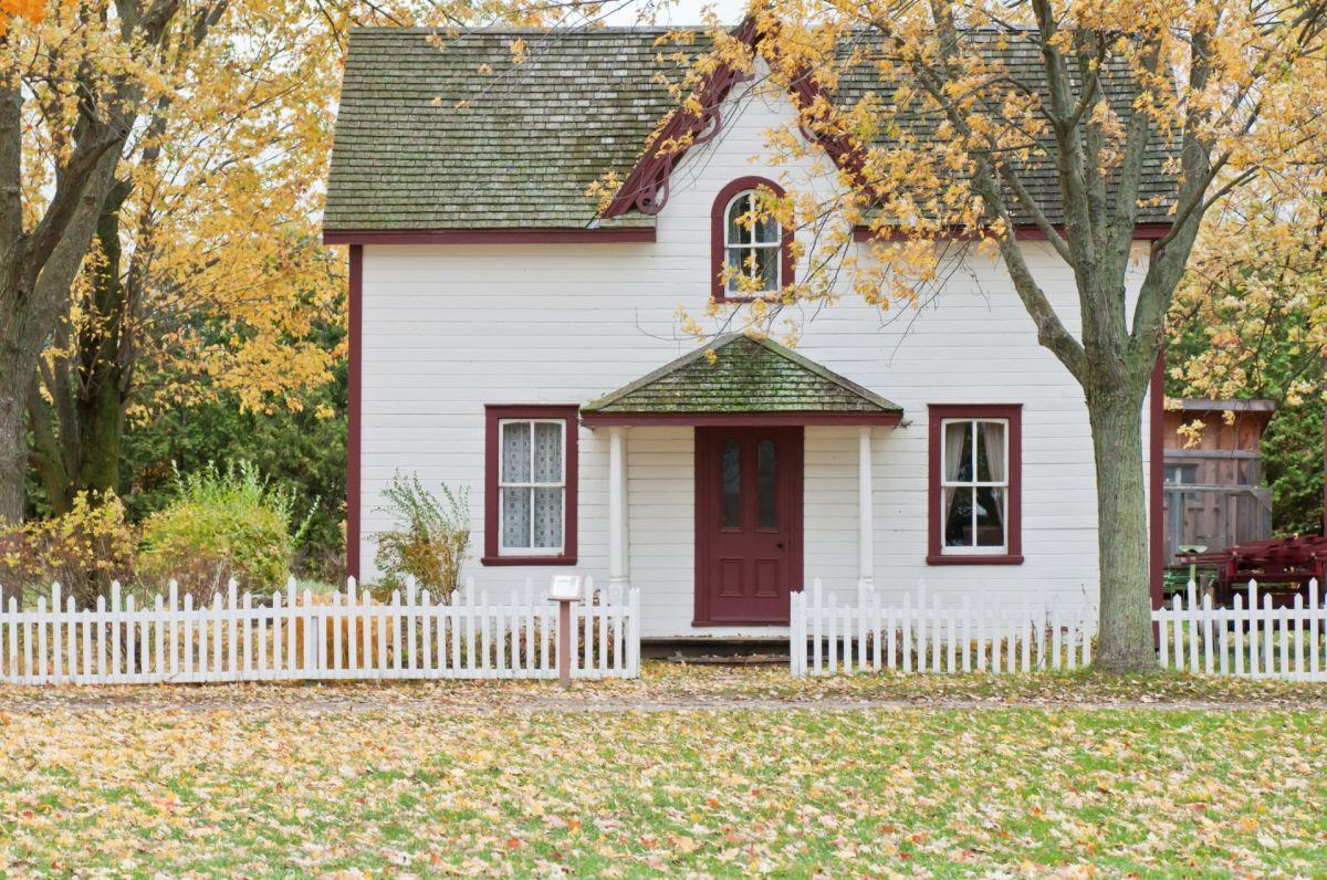 Una casa tiene su propio valor, pero dependiendo de la tasa hipotecaria, podría elevarse a niveles insostenibles para quien la compra.