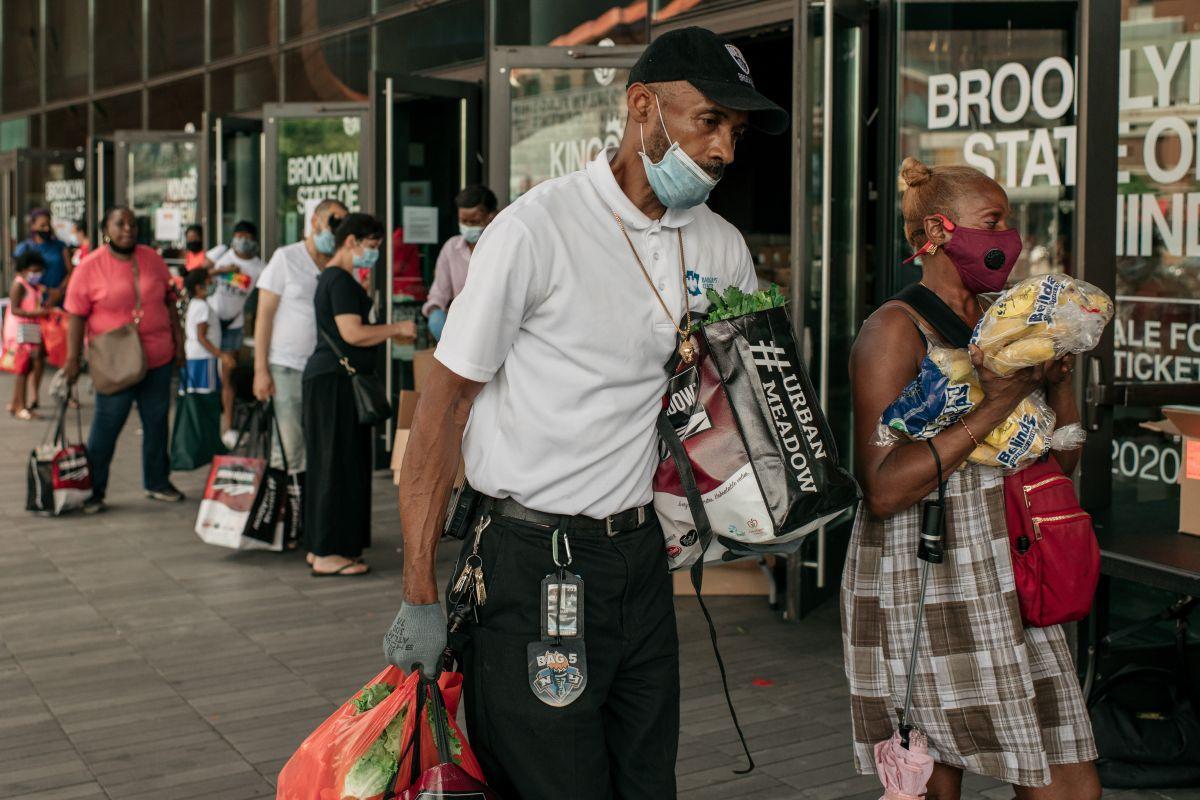 La escasez alimentaria vive su punto más alto en los Estados Unidos a raíz de la pandemia