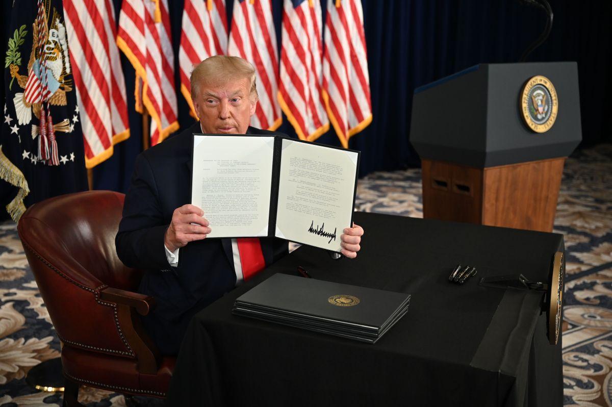 Orden ejecutiva de Donald Trump ignoraría a los más pobres según el Washington Post