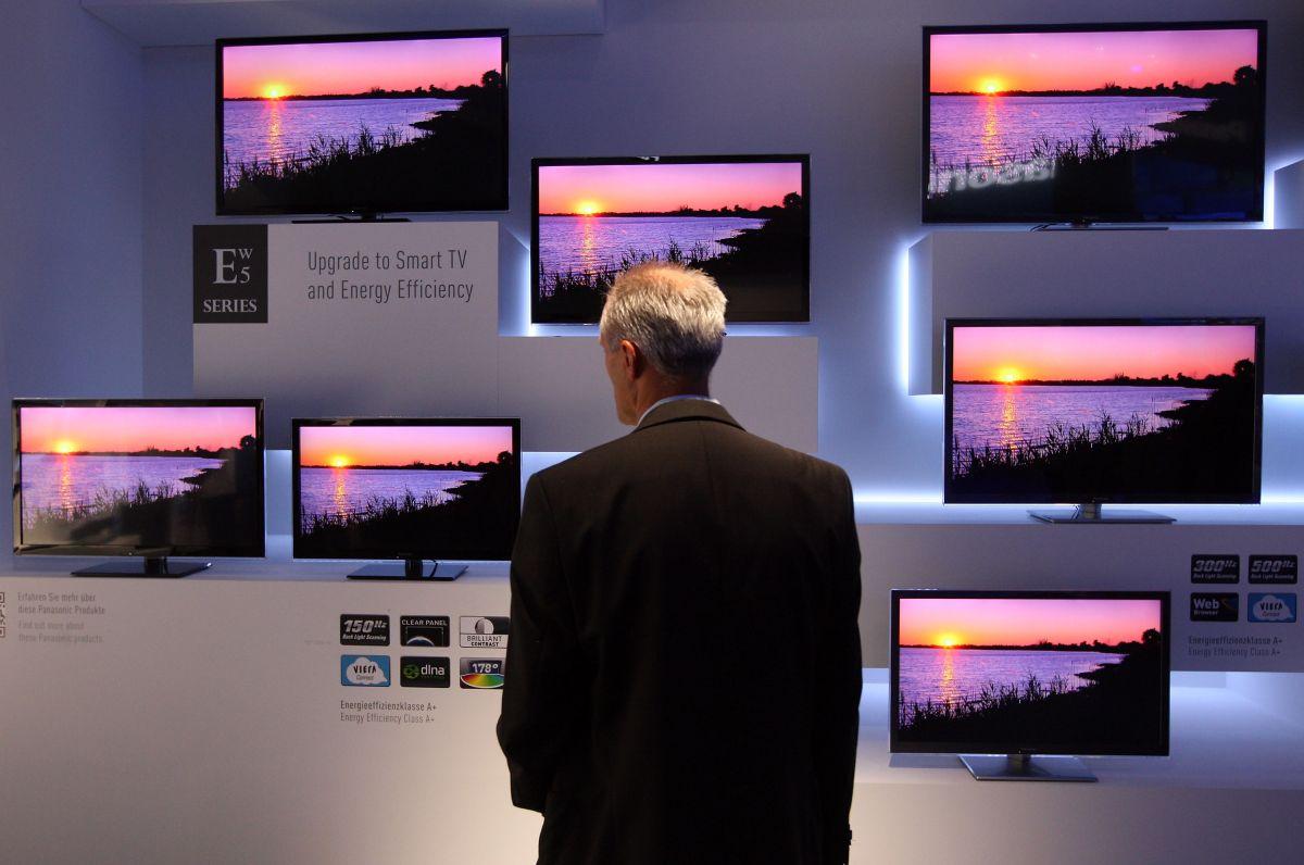 La conectividad es esencial en las TV inteligentes.