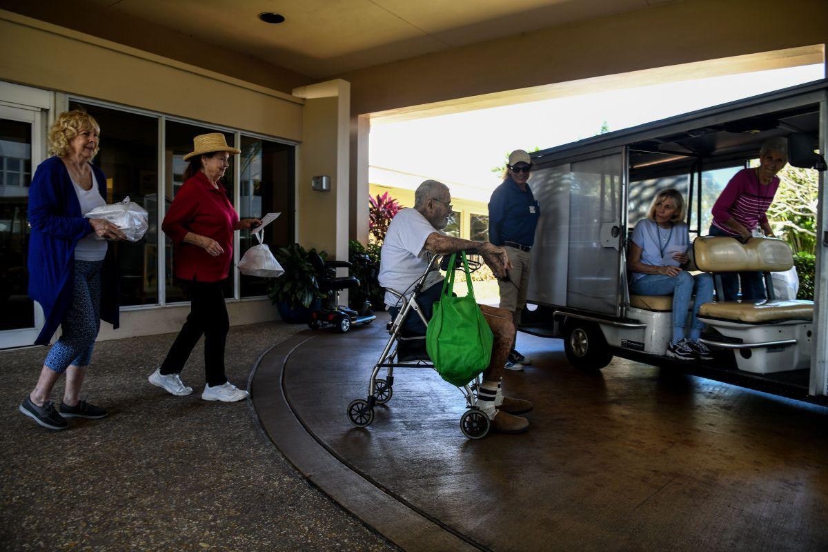 Plan de ayuda republicano incluye un bono sorpresa para jubilados
