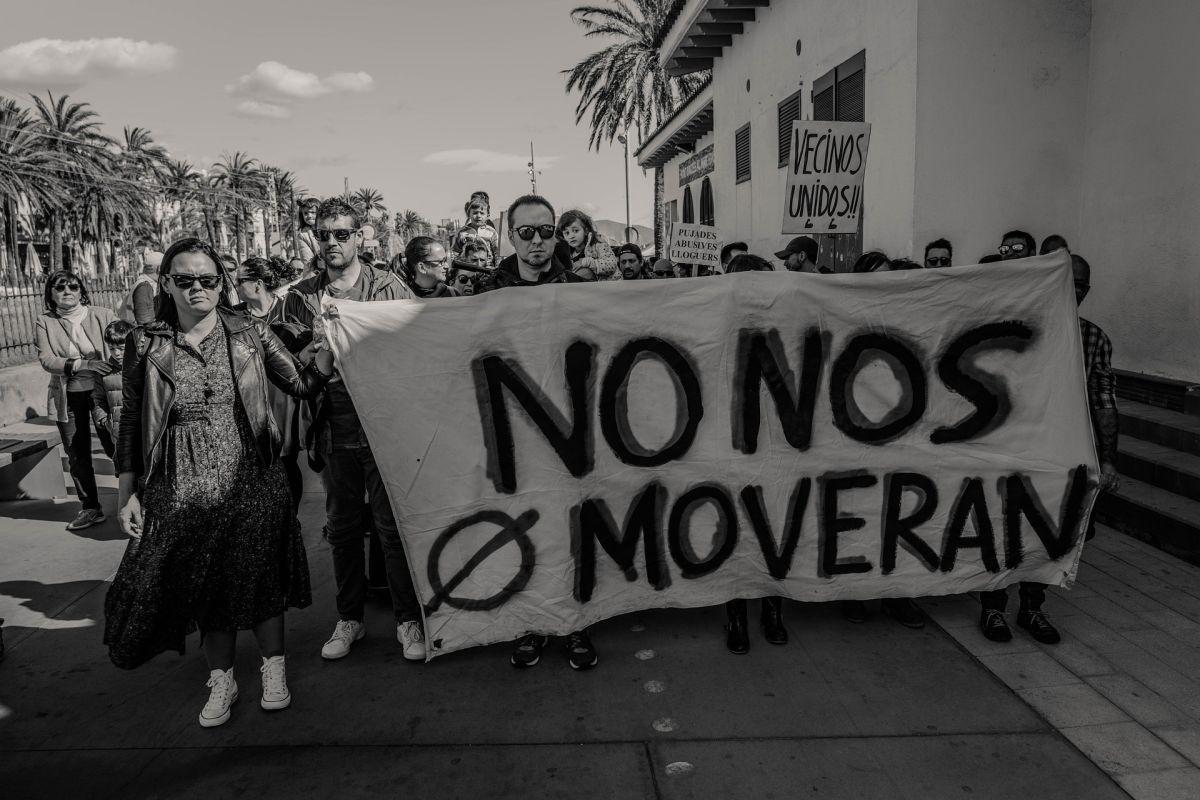 En varios estados se han realizado manifestaciones de inquilinos para evitar los millones de desalojos en el país mientras dure la pandemia de coronavirus.