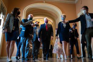 Debate por ayuda de desempleo divide a los republicanos del Senado