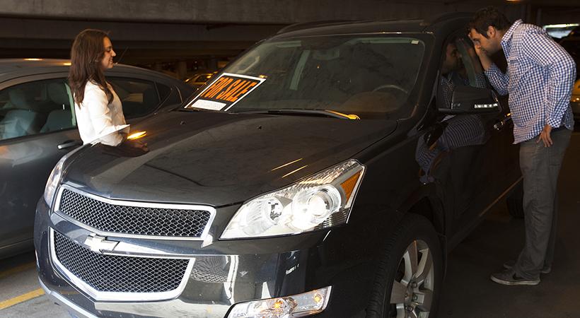 Los autos usados de 2012 en adelante tienen más equipo de seguridad incluido. Foto: General Motors.