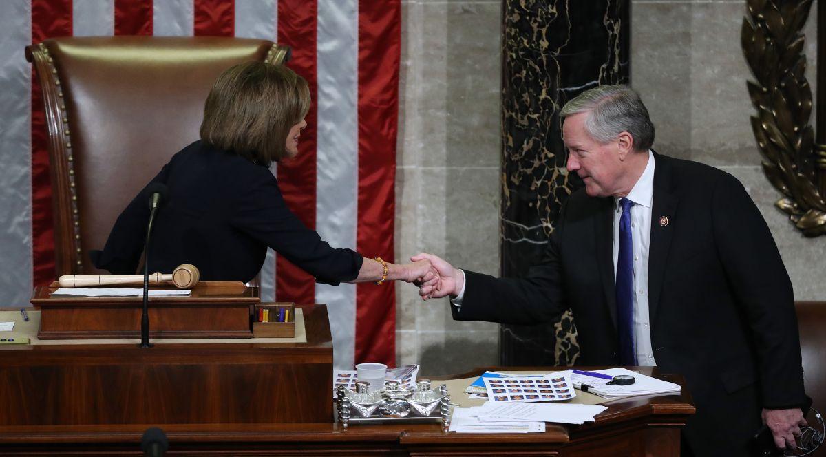 La mala relación entre Pelosi y Meadows complica negociaciones por segundo paquete de ayuda