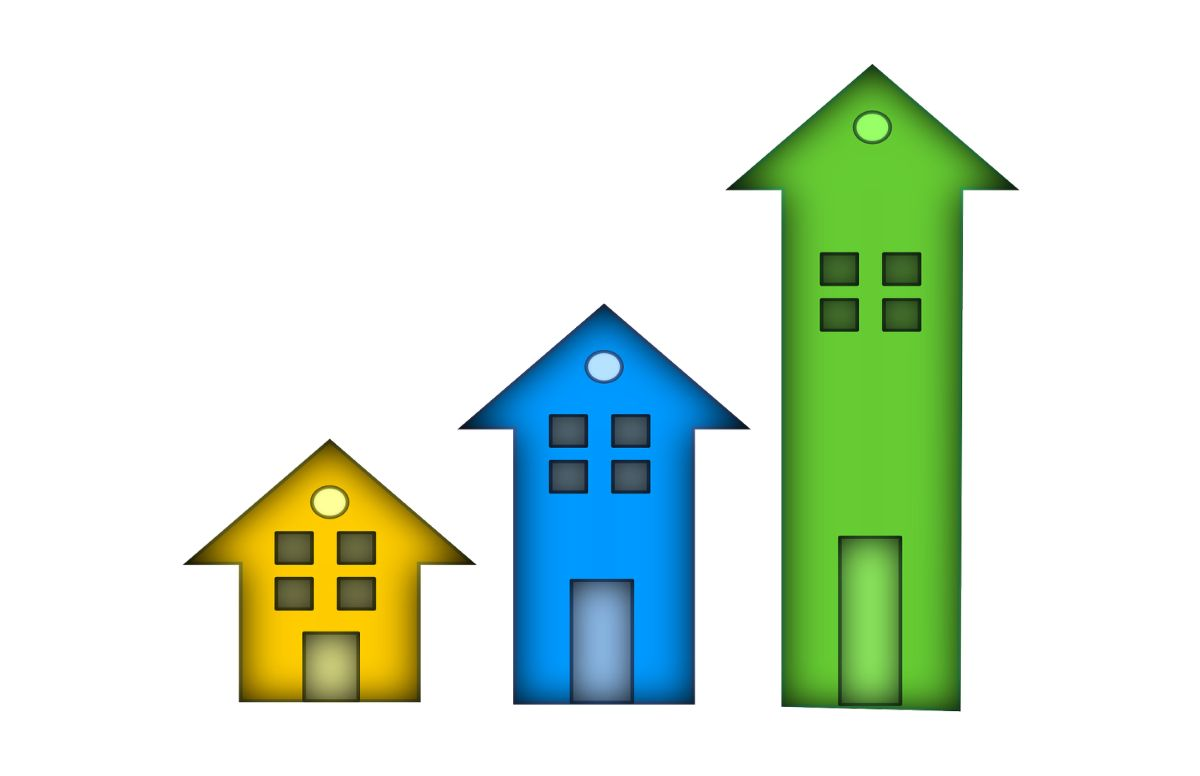 Obtener una casa de mayor valor que otra depende de diversos factores, revisa qué necesitas.