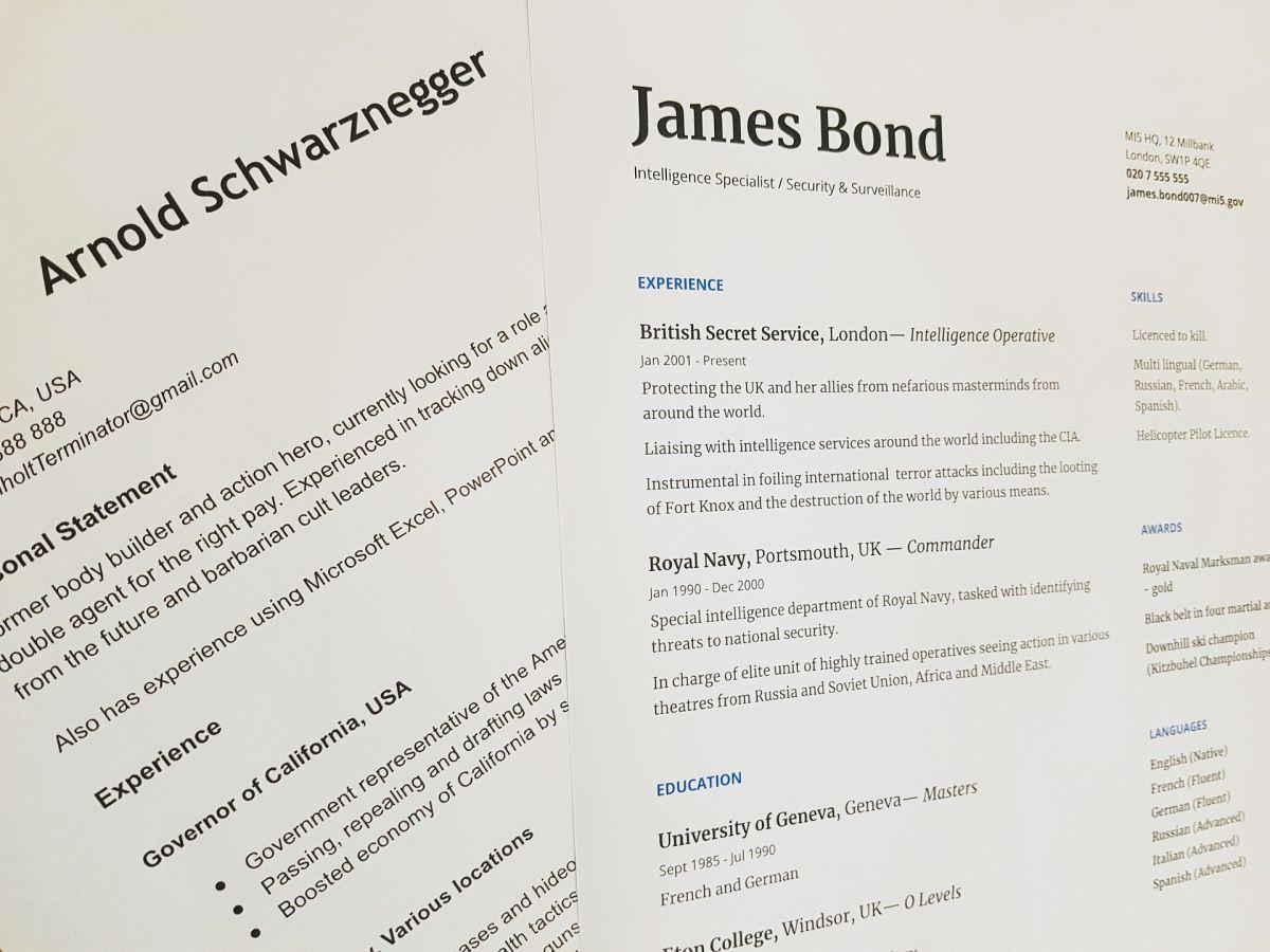 Expertos aseguran no necesitas uno sino al menos tres currículums para solicitar empleo