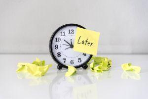 Procrastinación, un villano común