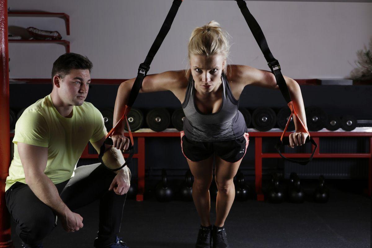 5 trabajos bien remunerados para los amantes del fitness