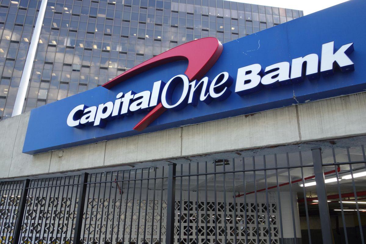Cómo abrir una cuenta en el banco Capital One