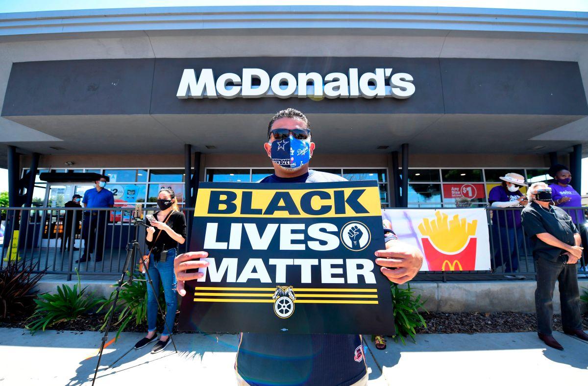 McDonalds enfrenta juicio billonario por discriminación por ex franquiciados negros