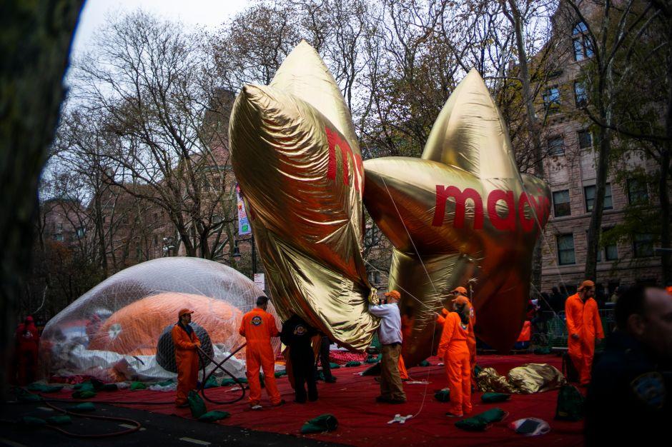 Macy's convertirá su desfile de Acción de Gracias en un gigantesco espectáculo televisivo