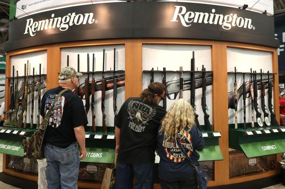 La bancarrota de un símbolo americano: Remington será desmantelado y vendido
