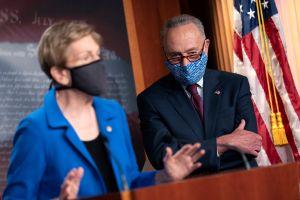 Senadores demócratas bloquean plan de ayuda republicano por $500 billones
