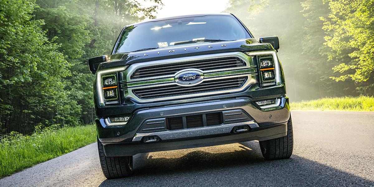 La Ford F-150 Limited Edition. / Foto: Ford