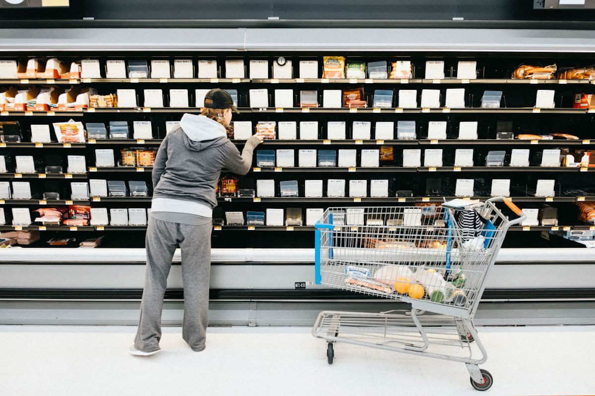 Millones de habitantes han perdido capacidad de compra durante la pandemia.