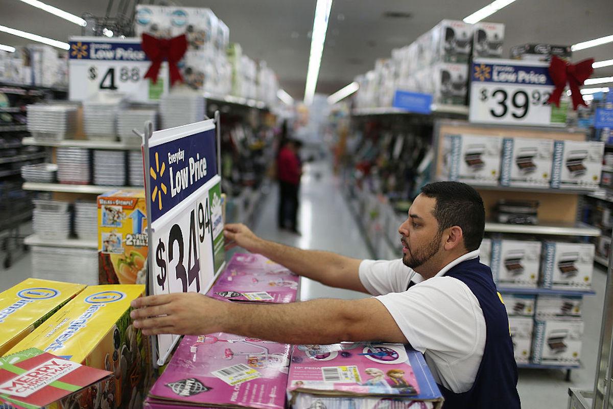 El secreto de las etiquetas de Walmart que debes conocer