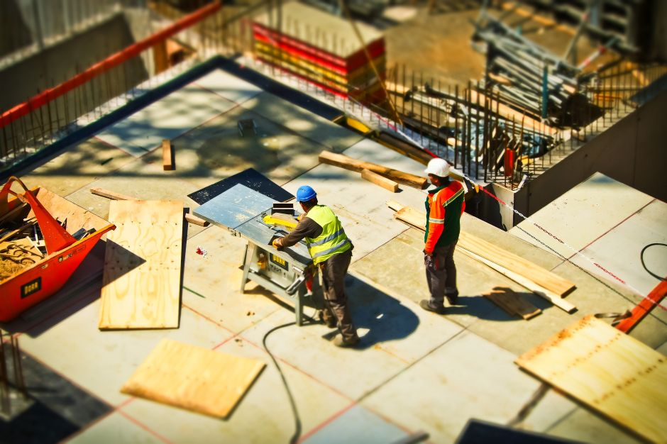 Cómo comenzar a trabajar en el rubro de la construcción