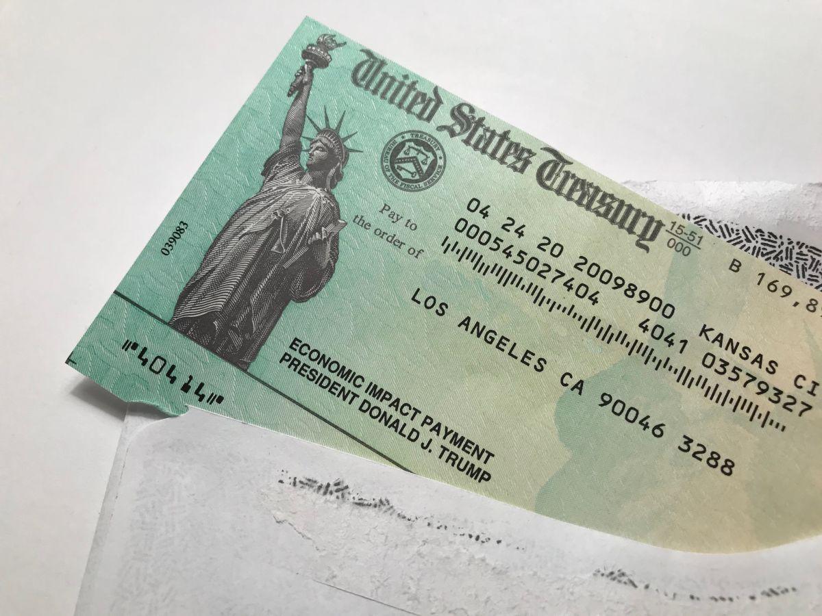 Cuáles son las estafas que ya están en pie para robar tu segundo cheque estímulo